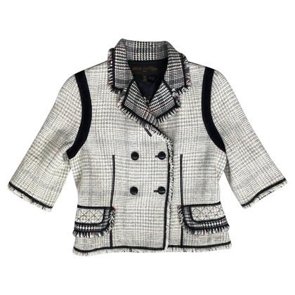 Louis Vuitton giacca di tweed