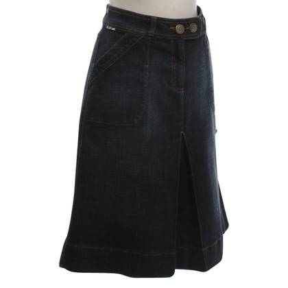 Burberry Jeans skirt in blue