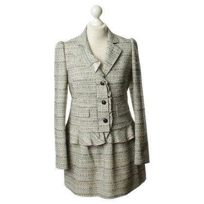 Red Valentino Costume Tweed