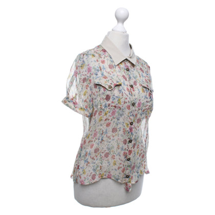 Dolce & Gabbana Blouse with floral pattern