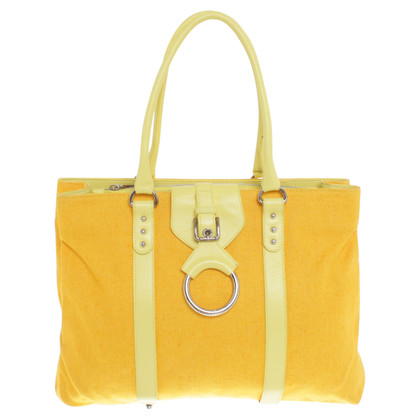 Dolce & Gabbana Handbag in giallo