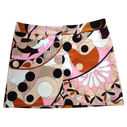 Emilio Pucci mini-skirt