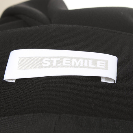 Emile Kleid Emile Kleid Schwarz Schwarz Schwarz St St in St in Schwarz q4w0xFp
