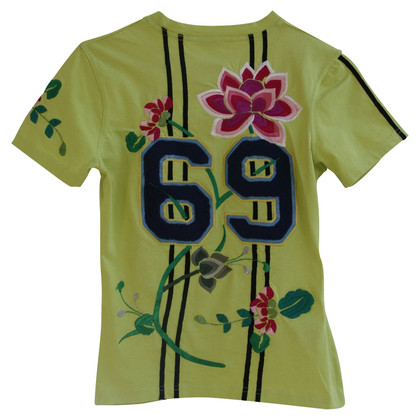 Christian Dior T-shirt met borduurwerk