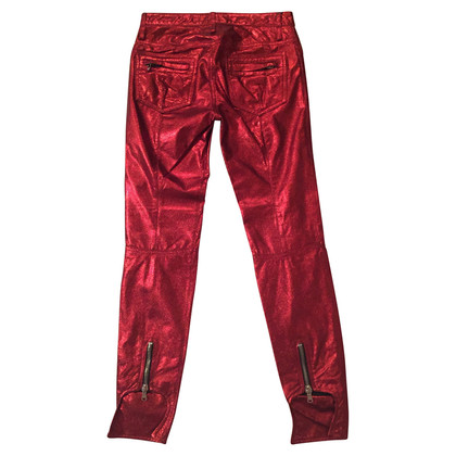 Balmain Leather pants