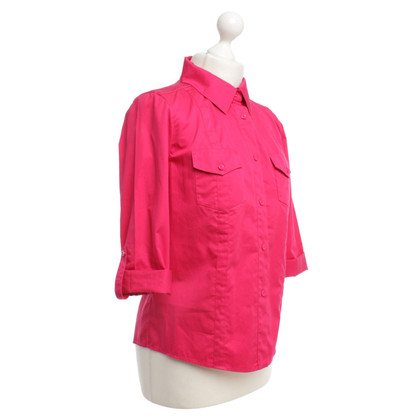 Louis Vuitton Bluse in Pink