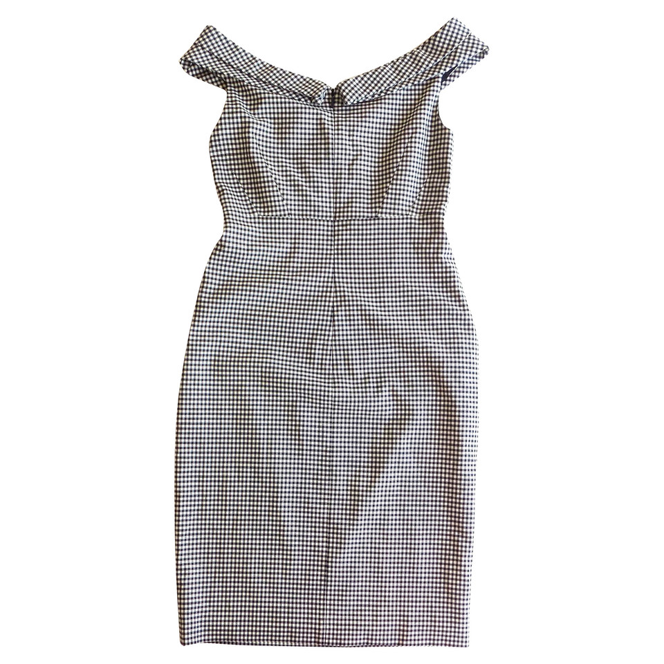 Gucci Dress with gingham print