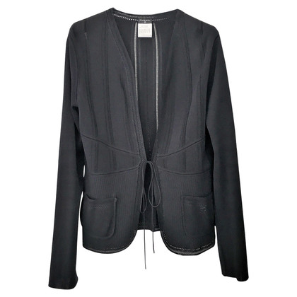 Chanel Cardigan in black