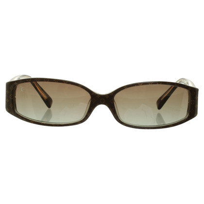 Louis Vuitton Sunglasses with monogram pattern