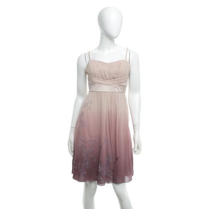 Karen Millen zijden jurk met verloop