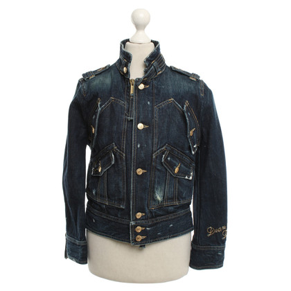 Dsquared2 Jean Jacket Best Value!