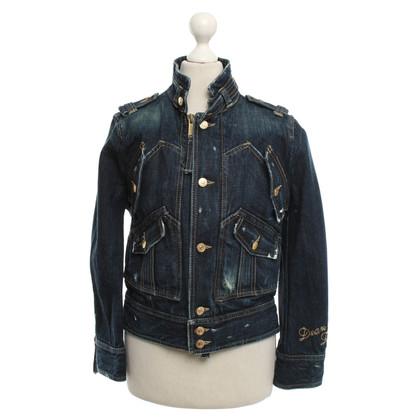 Dsquared2 Jean Jacket Beste waarde!