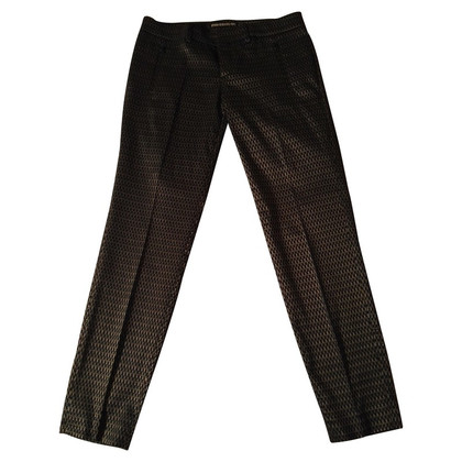 Drykorn Pants with gloss finish