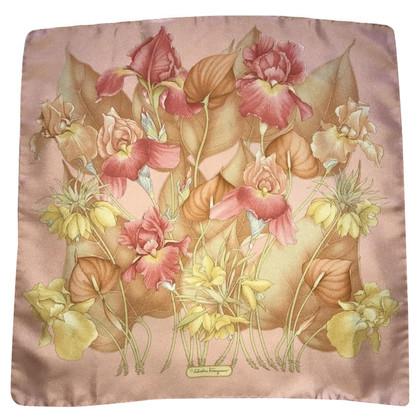 Salvatore Ferragamo foulard de soie