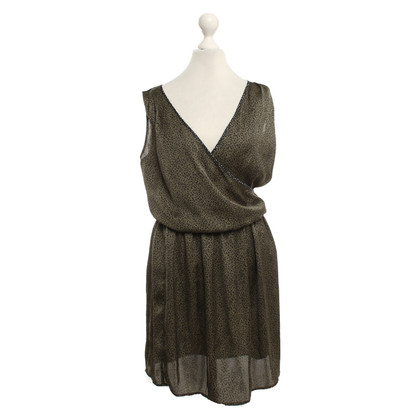 Max & Co Dress in olive green
