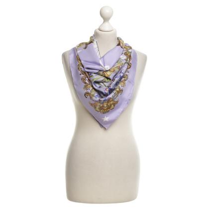 Givenchy Lilac-gekleurde hoofddoek