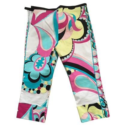 Emilio Pucci 3/4 pantalon