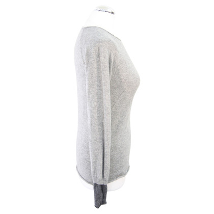 Zadig & Voltaire Cashmere sweater in grey