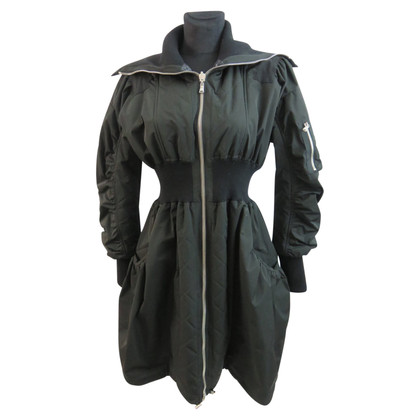 Alexander McQueen cappotto imbottito