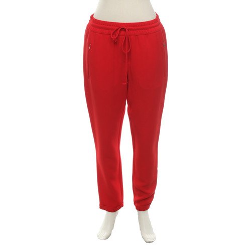 f1bcb7c039b Stella McCartney Trousers in Red - Second Hand Stella McCartney ...
