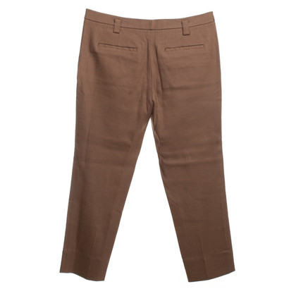 Diane von Furstenberg Pants in Brown
