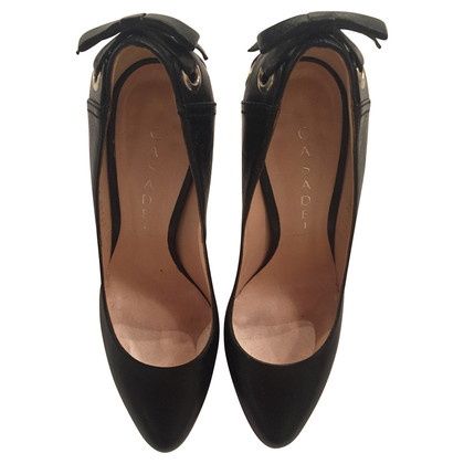 Casadei pumps nero