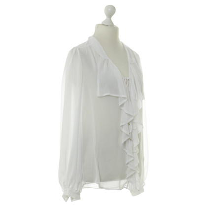 Blumarine Blouse in white