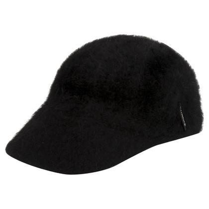 Moncler Zwarte Honkbalhoed