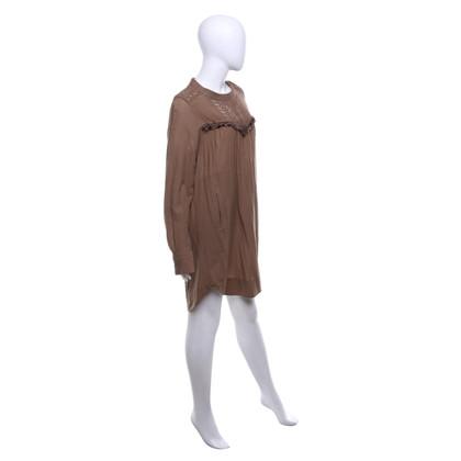 Isabel Marant Vestito di marrone
