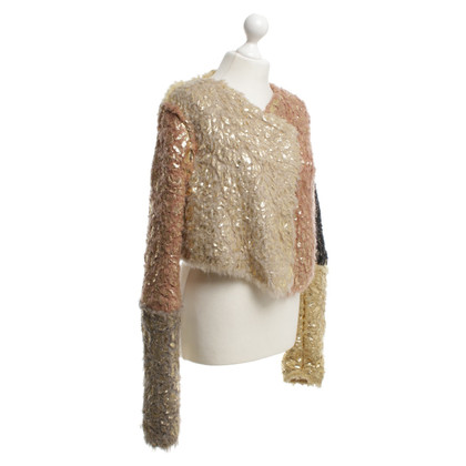 Issey Miyake Cardigan with details