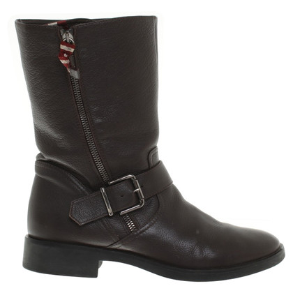 Bally Boots in Bruin