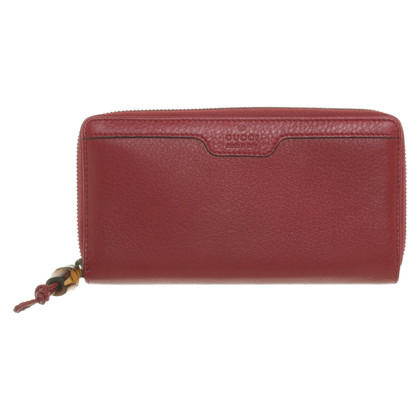Gucci Wallet in red