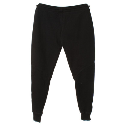 Anine Bing Sweatpants in black