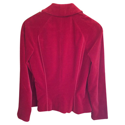 Loewe giacca di velluto