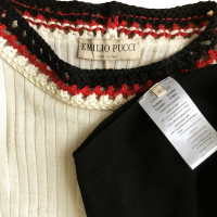 Emilio Pucci Poncho made of wool