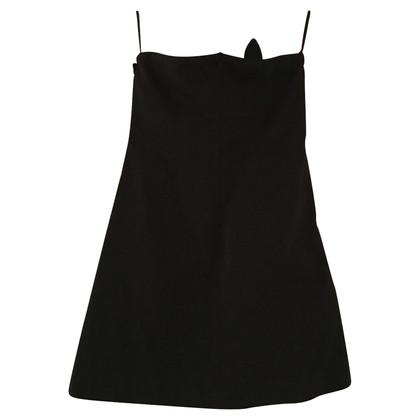 DKNY Zwarte cocktailjurk