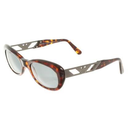 Armani zonnebril Schildpad