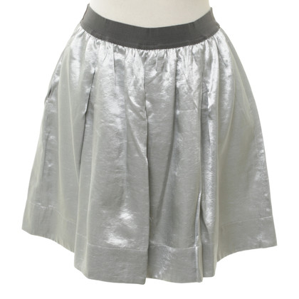 Pinko skirt in silver