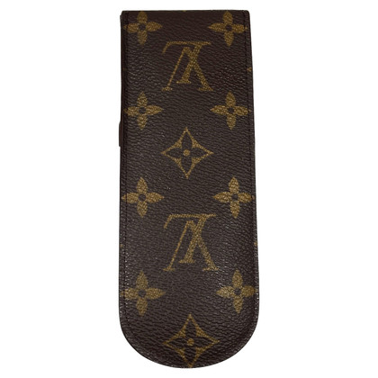 "Louis Vuitton ""Stylos Etui Monogram Canvas"""