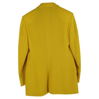 Burberry Blazer in geel