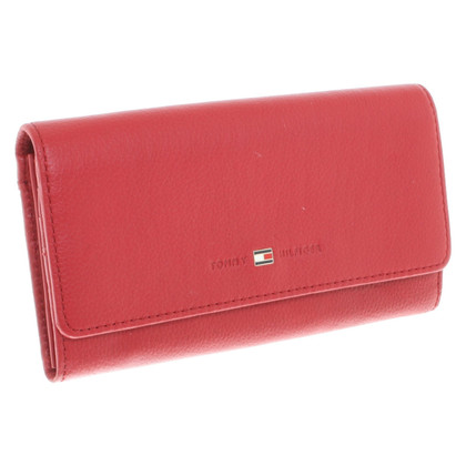 Tommy Hilfiger  Wallet in red