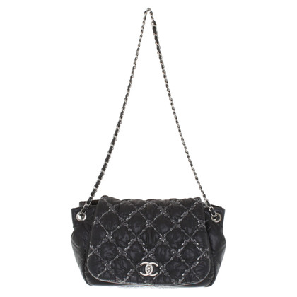 Chanel Flap Bag tessile