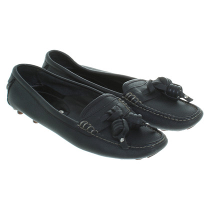 Céline Slipper in Schwarz