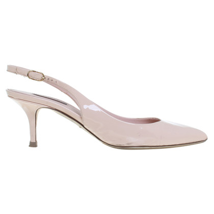Dolce & Gabbana Patent leather Pumps in pink