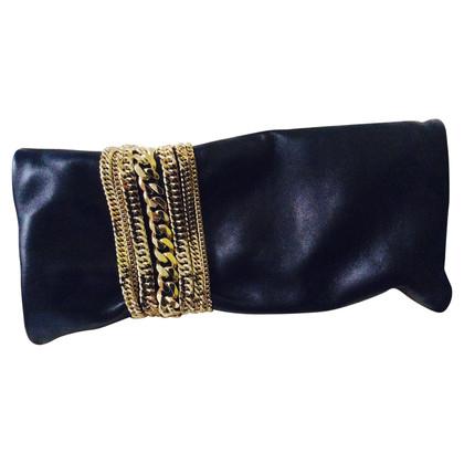 Jimmy Choo Gouden ketting clutch