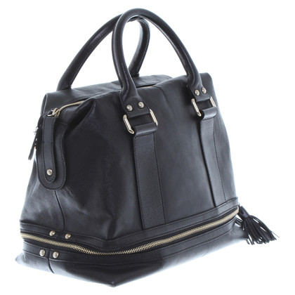 Armani Hand bag with bottom compartment
