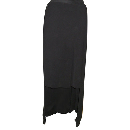 Acne Maxi skirt in black