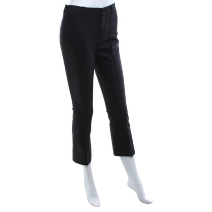 Drykorn Classic trousers with tuck