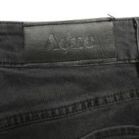 Acne Jeans in dark gray