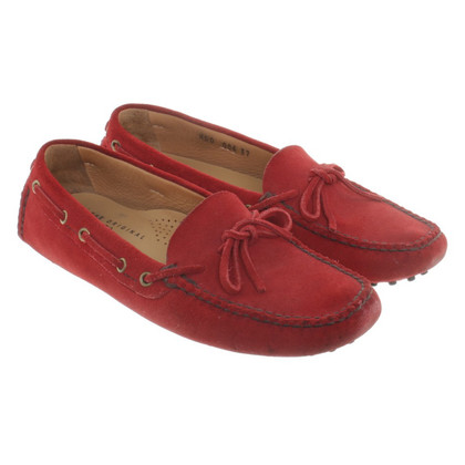 Car Shoe Moccasins made of deer skin